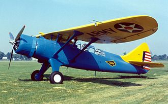 United States Army Air Corps -  O-46A at Wright Field
