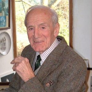 Francis Jackson (composer) - Image: Dr Francis Jackson CBE