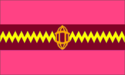 Flag of Dhrangadhra