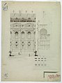 Drawing, Design for Several Bays of a Public Building, 1907 (CH 18392699-2).jpg
