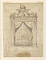 Drawing, Project- The elevation of an organ case, 1793 (CH 18118835).jpg