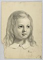 """Drawing, Study for Duplicate of """"Christiana"""", 1850 (CH 18565825).jpg"""