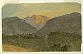 Drawing, Untesberg, near Berchtesgaden, Bavaria, 1868 (CH 18199025).jpg