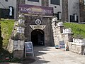 Dream Car Museum (former Törley Champagne Factory). Entrance. - Budapest District 22. Budafok, Leányka St. 1 B.JPG