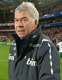 fotballtrener norge