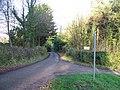 Driveway to Gawcombe - geograph.org.uk - 1598865.jpg
