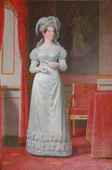 Dronning Marie Sophie Frederikke (Source: Wikimedia)