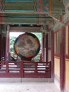 Drum at Bulguksa-Gyeongju-Korea-01.jpg