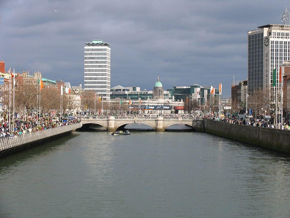 Dublin River Liffey3