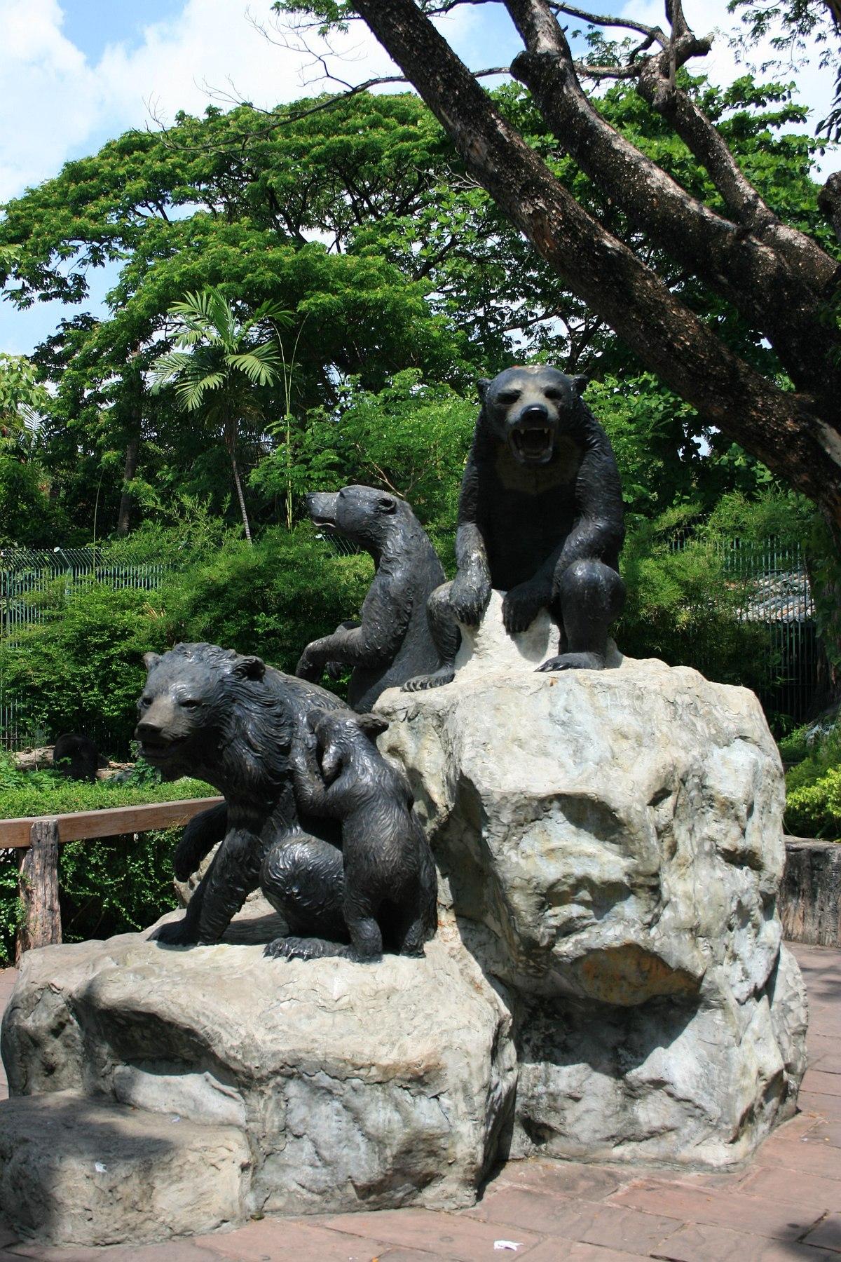 Dusit Zoo - Wikipedia