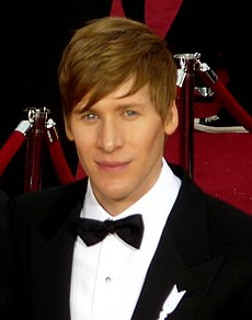 Justin at the 2009 Academy Awards