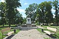 Dykanka Lenina Str. Monument of T.Shevchenko 01 (YDS 1342).jpg