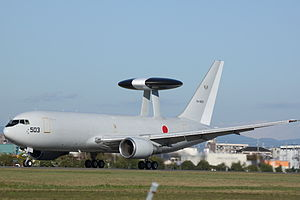 E-767 Japan AWACS 112010.jpg