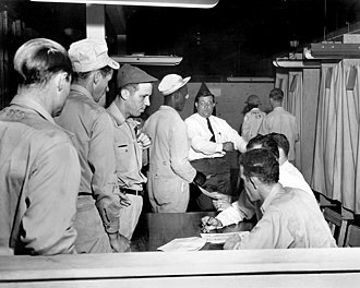 Labor unions in the United States - Labor union voting by federal workers at the Oak Ridge National Laboratory (1948)