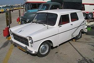 1958 in Israel - Autocars Susita 12/50