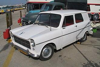 Autocars Co. - Autocars Sussita 12/50