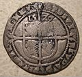 ENGLAND, ELIZABETH I -SIXPENCE 1577-6 OVERSTRIKE DATE a - Flickr - woody1778a.jpg