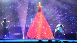 Файл:ESC2013 - Moldova, the dress.ogv