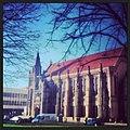 Early spring sunshine -lovemyjob @mcrmuseum (12903718424).jpg