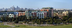 Erskineville, New South Wales - Sydney Park Road