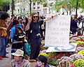 Earth Unite Occupy Wall Street 2011 Shankbone.JPG