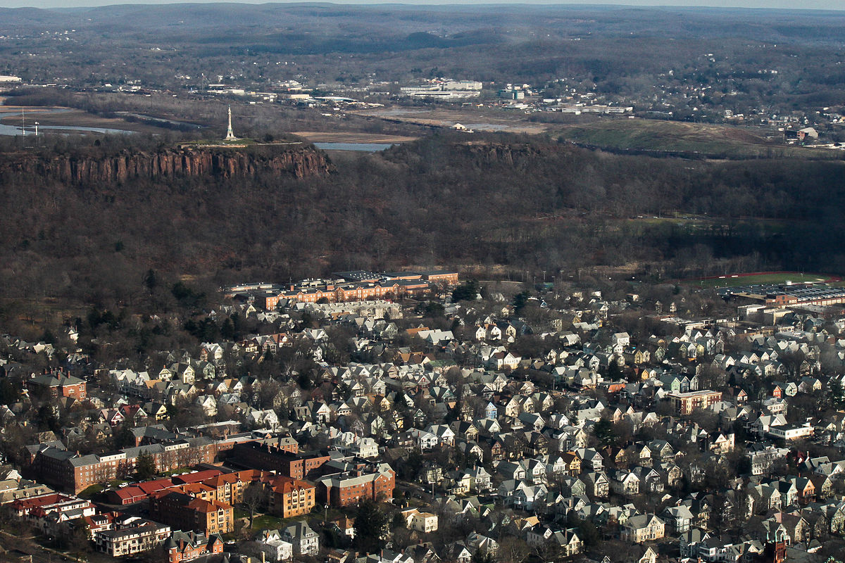 East Rock, New Haven - Wikipedia