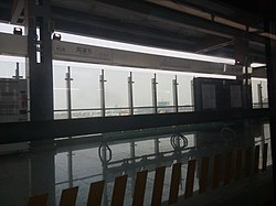 East Zhoupu Station 20140221 150853.jpg