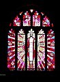 East window, St Mary's Church - Brecon - geograph.org.uk - 1361211.jpg