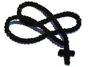 Prawosławny sznur modlitewny (gr. komboskion, cs. czotki)