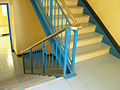 Eastern stairway (Mary Marquis Smith Hall, Silliman University).jpg