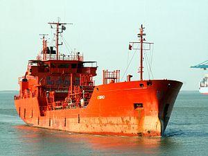 Ebro IMO 8513168, Berendrecht lock, Antwerp, Belgium 12-Oct-2005.jpg