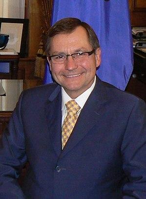 Hon. Ed Stelmach
