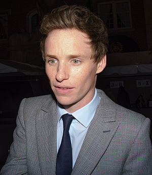 Eddie Redmayne - Redmayne at the 2014 Toronto International Film Festival