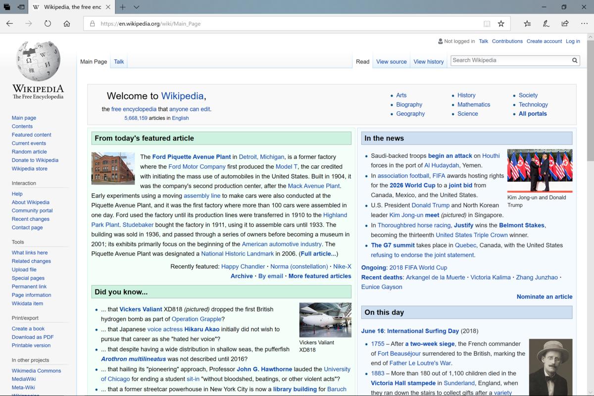 EdgeHTML - Wikipedia