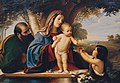 Eduard Jakob von Steinle - Heilige Familie mit Johannesknaben - 3261 - Kunsthistorisches Museum.jpg