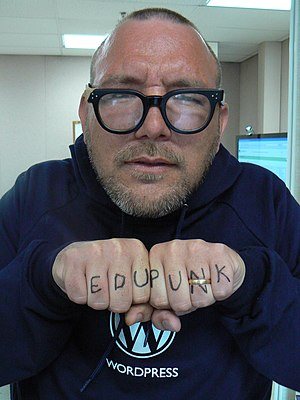 English: Jim Groom as Edupunk