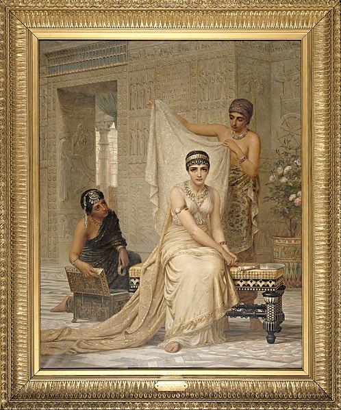 File:Edwin Long - Queen Esther - Google Art Project.jpg
