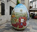 Egg Naive Art in Zagreb, Croatia.jpg