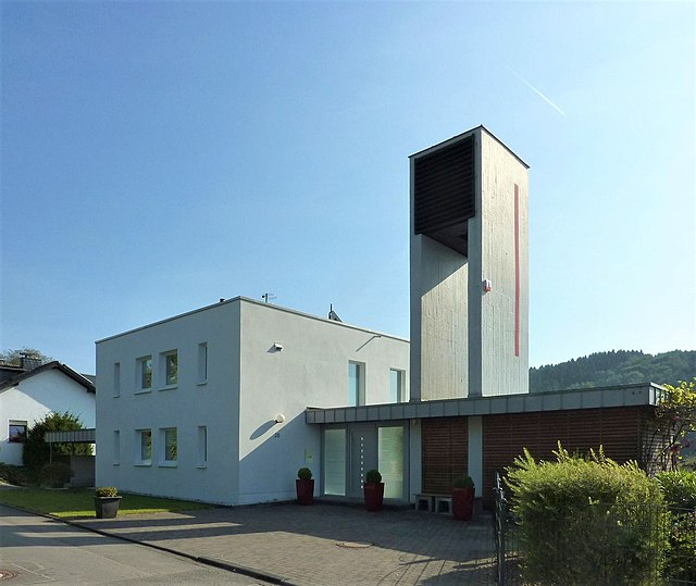 File Ehemalige Ev Rogate Kirche Lindlar Frielingsdorf Jpg