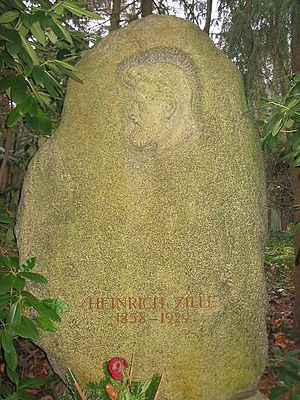 Ehrengrab - Image: Ehrengrab Zille