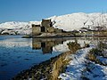 Eilean Donan at Christmas - geograph.org.uk - 1632813.jpg