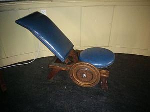 Einstein's Chair - Einstein's Chair