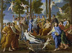 Nicolas Poussin: Parnassus