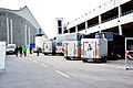 Elbriot 2014 – Backstage Tourbusse 01.jpg