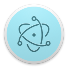 Description de l'image Electron 0.36.4 Icon.png.