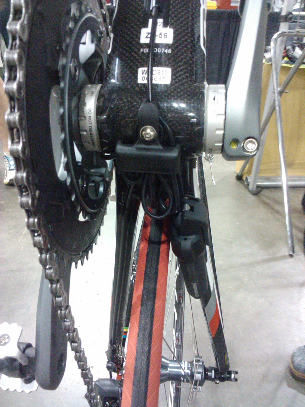 Elektronische Fahrradgetriebeschaltung Wikipedia