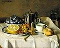 Elizabeth Okie Paxton, Continental Breakfast.jpg