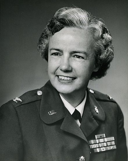 Female Generals Of The United States Army Wikivisually