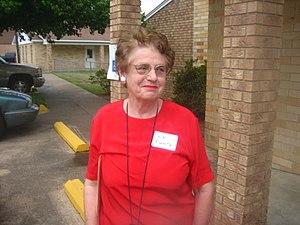E.S. Richardson Elementary School - Elizabeth Ann Roberts, Richardson teacher from 1956 to 1967, is retired in Sterlington, Louisiana.
