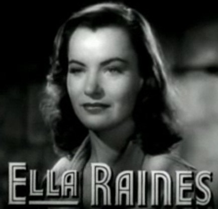 Ella Raines in Cry Havoc trailer